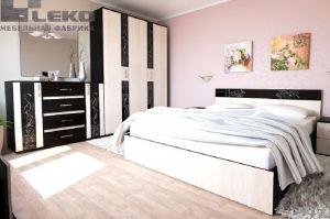 Спальня Вега - Мебельная фабрика «ЛЕКО»