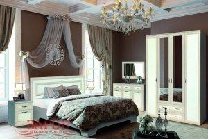 Модульная спальня Виктория - Мебельная фабрика «Зарон»