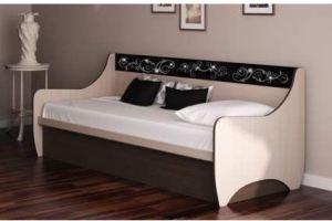 Спальный диван-кровать Вега 9 - Мебельная фабрика «ЛЕКО»