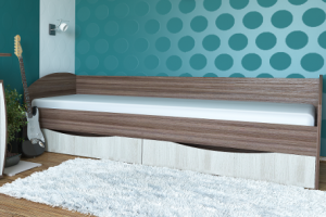 Спальный диван-кровать Вита 2.0 - Мебельная фабрика «ЛЕКО»