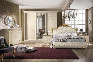 Спальный гарнитур Кармен - Мебельная фабрика «Меридиан»