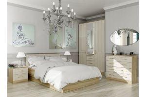 Спальный гарнитур ЛАУРА - Мебельная фабрика «Гайвамебель»