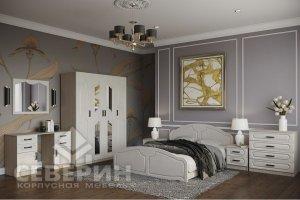 Спальный гарнитур Мечта модульная система - Мебельная фабрика «Северин»