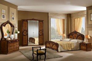 Спальный гарнитур ПАМЕЛА Орех - Мебельная фабрика «Альт-мастер»