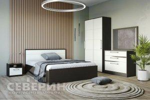 Спальный гарнитур Регина модульная система - Мебельная фабрика «Северин»