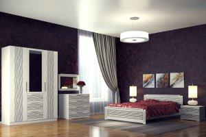 Спальный гарнитур Венеция 2 - Мебельная фабрика «DM - DarinaMebel»
