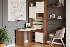 Компьютерный стол-стеллаж СР-720 - Мебельная фабрика «МЭРДЭС»