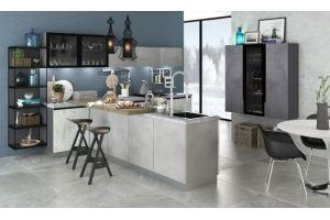 Стильная кухня Loft - Мебельная фабрика «Cucina»