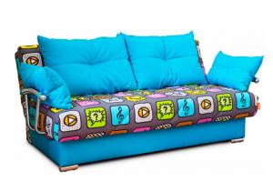 Стильный диван Чикаго 1 - Мебельная фабрика «Rina»