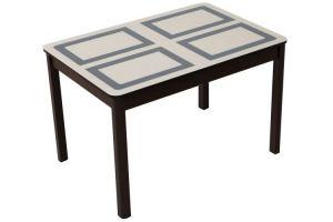 Стол Даллас коричневый - Мебельная фабрика «Milio»