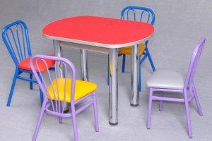 Стол Детский - Мебельная фабрика «Фабрика стульев»