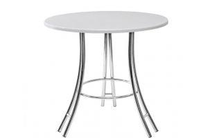 Стол хром Обеденный 19 - Мебельная фабрика «Алекс-Мебель»