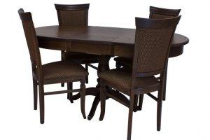 Стол Leset Вермонт и стулья Leset Монтана - Мебельная фабрика «Мебель Импэкс»