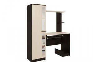 Стол компьютерный -16 ЛДСП - Мебельная фабрика «Террикон»