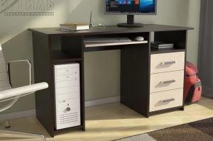 Стол письменный Лик-5 СК-4 - Мебельная фабрика «Стиль»