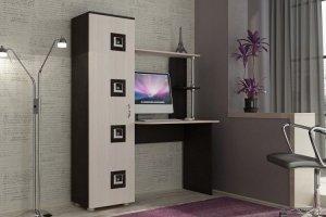 Стол компьютерный Юниор-2 - Мебельная фабрика «Линаура»