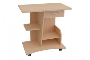 Стол компьютерный Юниор 8 - Мебельная фабрика «Квадрат»