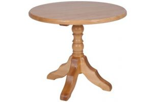 Стол круглый Атлант 1 - Мебельная фабрика «Багсан»