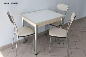 Стол Лика золото ажур - Мебельная фабрика «Milio»
