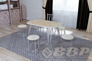 Стол обеденный пластиковый - Мебельная фабрика «ВВР»