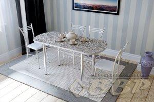 Стол раздвижной пластиковый - Мебельная фабрика «ВВР»