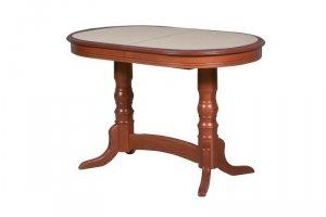 Стол обеденный Гамма с камнем - Мебельная фабрика «Квинта-Мебель»
