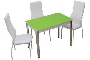 Стол обеденный Классика зеленый - Мебельная фабрика «Milio»