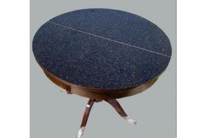 Стол обеденный круглый В-10.1 - Мебельная фабрика «Лора»