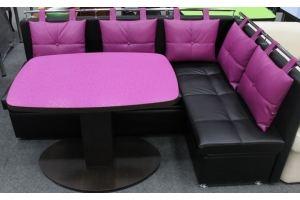 Кухонный уголок с подушками - Мебельная фабрика «Столы у Светланы»