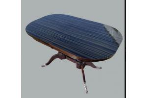 Стол обеденный раскладной В-7 - Мебельная фабрика «Лора»