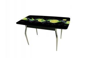 Стол с фотопечатью раздвижной - Мебельная фабрика «Вельвет»