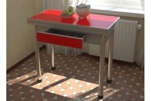 Стол обеденный с ящиком - Мебельная фабрика «Фабрика стульев»