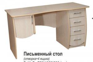 Стол письменный - Мебельная фабрика «А-Элита»