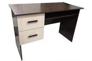 Стол письменный с ящиками ВК 07 - Мебельная фабрика «Горячеключевская»