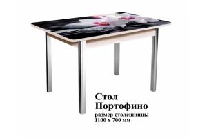 Стол Портофино с  фотопечатью - Мебельная фабрика «Надежда»