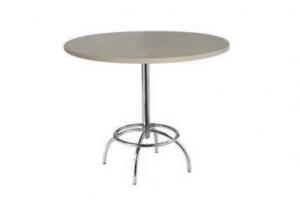 Стол Saen 2 крашенный металлокаркас - Мебельная фабрика «Мир Стульев»