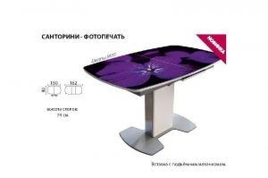 Стол Санторини фотопечать - Мебельная фабрика «Аврора»