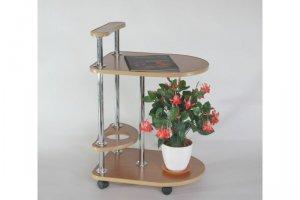 Стол сервировочный №26г (Троя) - Мебельная фабрика «MINGACHEV»