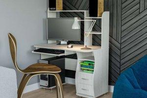 Стол компьютерный  СК 3С - Мебельная фабрика «Д.А.Р. Мебель»