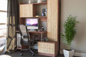 Стол компьютерный  СК 4D - Мебельная фабрика «Д.А.Р. Мебель»