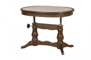стол-трансформер Мольто с камнем - Мебельная фабрика «Квинта-Мебель»