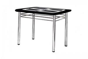 Стол нераздвижной с фотопечатью Трилогия - Мебельная фабрика «ВВ-Мебель»