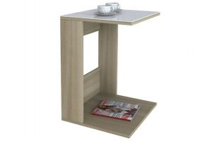 Стол журнальный светлый Beautystyle 3 - Мебельная фабрика «Мебелик»