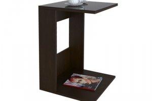 Стол журнальный стекло Beautystyle 3 - Мебельная фабрика «Мебелик»
