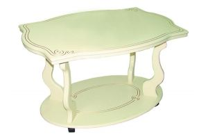 Стол журнальный на колесах Берже 3 - Мебельная фабрика «Мебелик»