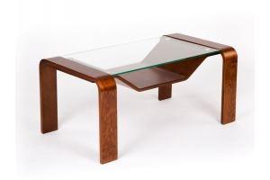 Стол журнальный Гурон 1 Вишня - Мебельная фабрика «Мебелик»