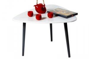 Стол журнальный Квинс белый - Мебельная фабрика «Мебелик»