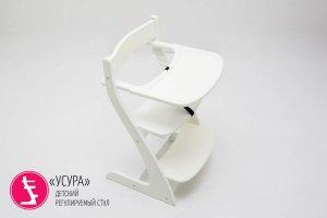 Столик для кормления Усура белый - Мебельная фабрика «Бельмарко»