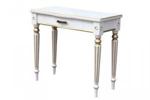Столик консольный из бука Буффо - Мебельная фабрика «Квинта-Мебель»