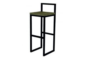 Стул барный REFERENCE FIR - Мебельная фабрика «Desk Question»
